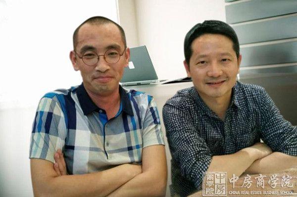 蔡智:中房商学院与好屋中国战略合作即将扬帆起航