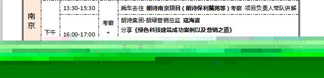 中房商学院:2015标杆行系列考察第七站走进朗诗即将启程