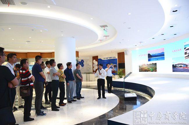 中房商学院为华润集团成功实施《江浙标杆特色小镇》考察