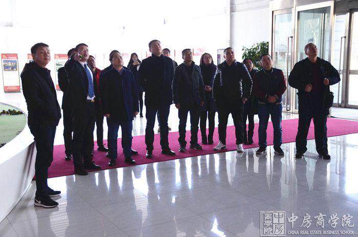 中国地产标杆行走进产业新城、产城融合专题考察圆满落幕