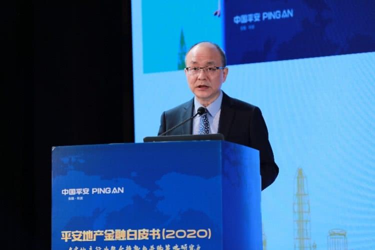 平安银行行长胡跃飞:未来房地产企业出路只有做大或做专