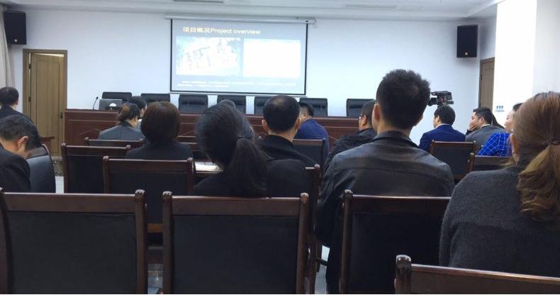 中房商学院为深圳某公司实施《房地产杀客致胜销售培训》内训