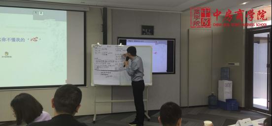 中房商学院为重庆某地产公司实施《投资品去库存营销实战解码》